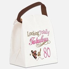 FabPinkBrown80.png Canvas Lunch Bag