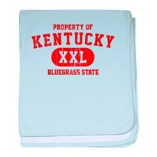 Property of Kentucky the Bluegrass State baby blan