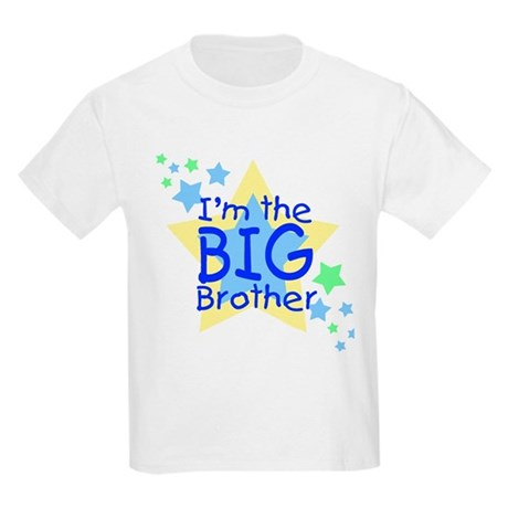 I'm the Big Brother (stars) Kids T-Shirt