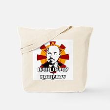 Lenin is my Homeboy Tote Bag