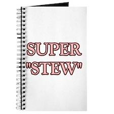 """""""SUPER STEW"""" Journal"""