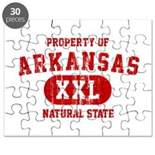 Property of Arkansas The Natural State Puzzle