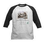 I am an Animal Rescuer Kids Baseball Jersey
