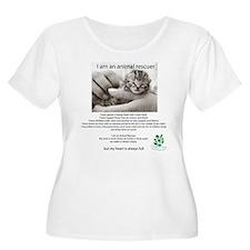 I am an Animal Rescuer T-Shirt