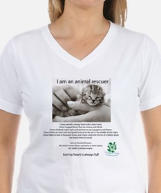 I am an Animal Rescuer Shirt