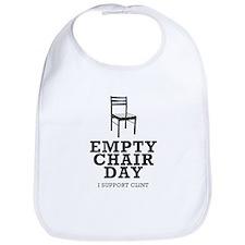 Empty Chair Day. I support Clint Bib