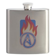 Atheist Sport Flame Flask