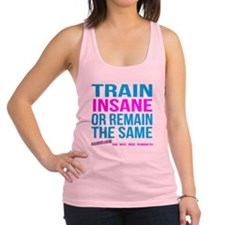 Womens Train Insane Workout Gear Racerback Tank To
