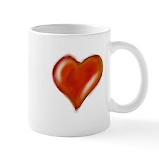 An original heart painting Mug