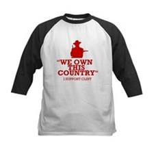 We Own This County - Clint Eastwood Tee