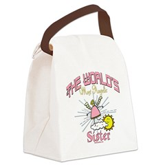 WorldsAngelicSister.png Canvas Lunch Bag