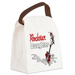 Rockstar Daughter copy.png Canvas Lunch Bag