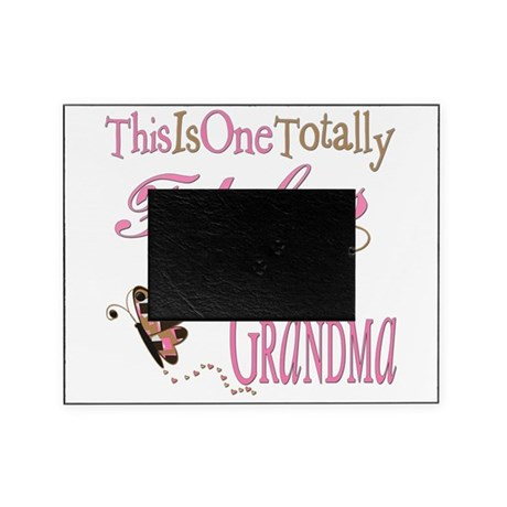 FabPinkBrowngrandma copy.png Picture Frame