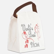 Hearts Mom copy.png Canvas Lunch Bag