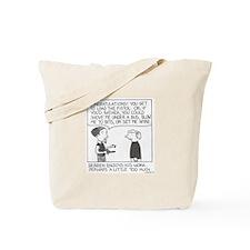 Derren Tote Bag