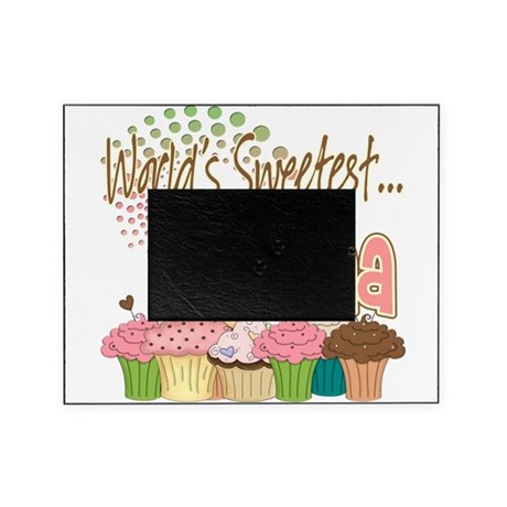 Sweetest nana copy.png Picture Frame