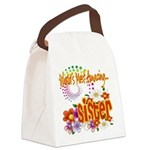 Amazing sister copy.png Canvas Lunch Bag