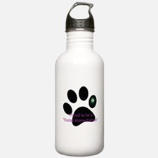 Proud to be a Foster Home Failure Water Bottle
