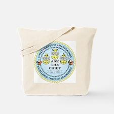 US Navy Chief Tote Bag