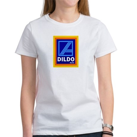 DILDO MARKT - PARODY Women's T-Shirt