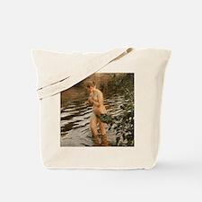 Frileuse Tote Bag