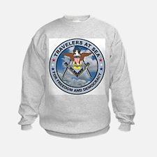 US Navy Travelers Sweatshirt