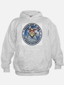US Navy Travelers Hoodie