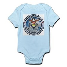 US Navy Travelers Infant Bodysuit