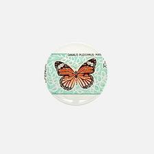 Funny Mariposas Mini Button
