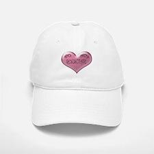 Do not Resuscitate Pink Heart Baseball Baseball Cap