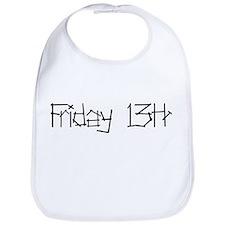 Friday 13th Bib