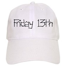 Friday 13th Baseball Cap