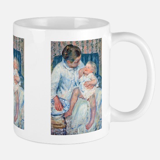 Cassatt - Washing Child Mug