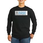 Progressive Populist Long Sleeve Dark T-Shirt