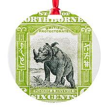 Unique 1909 Ornament
