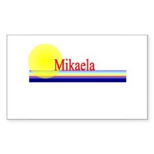 Mikaela Rectangle Decal