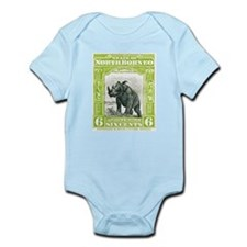 Cute Rhinoceros Onesie