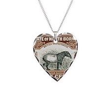Unique Tapir Necklace