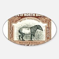 Unique Philately Sticker (Oval)