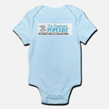 Progressive Populist Infant Bodysuit