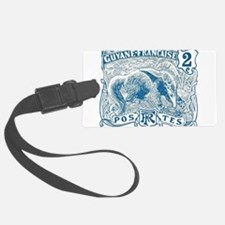 Cute Anteater Luggage Tag