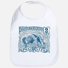 Cute French guiana Bib