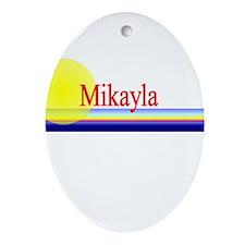 Mikayla Oval Ornament