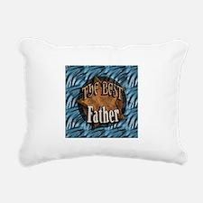 Cute Worlds fun Rectangular Canvas Pillow
