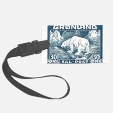 Cute Zoology Luggage Tag