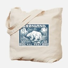 Cute Polar bear Tote Bag