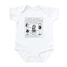 Evolution Infant Creeper