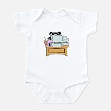 Abby Loves Bert Infant Bodysuit