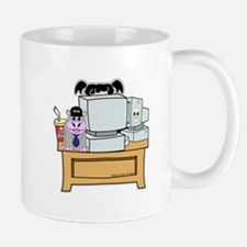Abby Loves Bert Mug