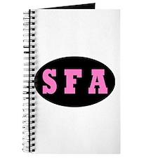 Single Flight Attendant (pink Journal